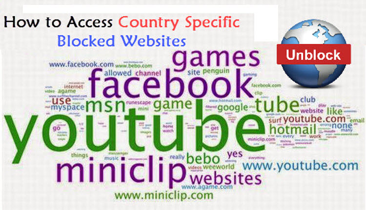 Einfodesk how to access country specific blocked websites ccuart Image collections